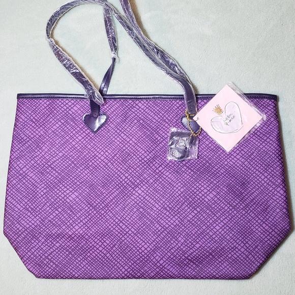 bf9ad8f74f Vera Wang Princess Tote Bag NWT